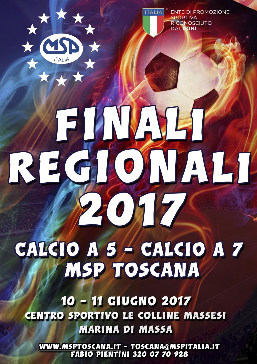 Area Calcio: Finali Regionali Calcio a 5 e Calcio a 7